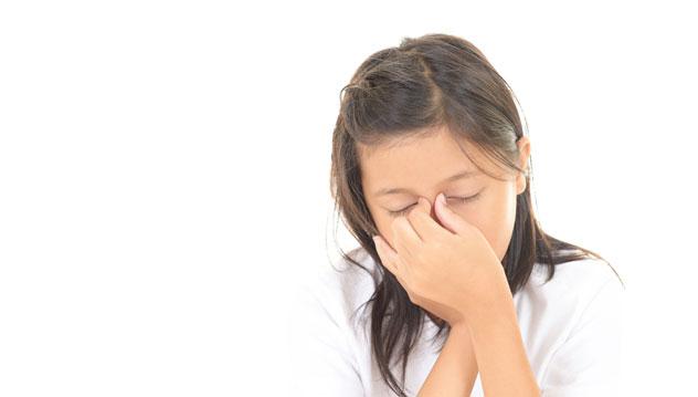 子どもがなる恐れのある頭痛の症状とは