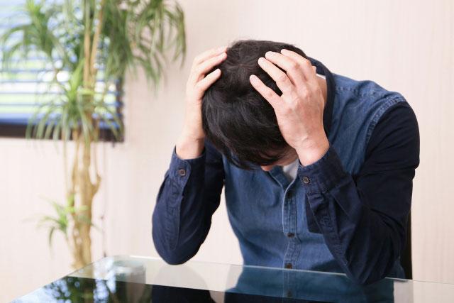 検査で頭痛が起こることがある