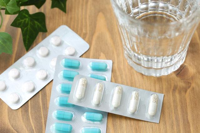 それぞれの薬の効果と副作用